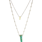 Panacea Stone Stick Necklace