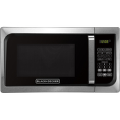 Black & Decker EM925AJK P1 0.9 cu. ft. Pull Handle Microwave