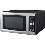 Oster 1.3 cu. ft. 1100 Watt Microwave Oven with Sensor