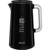 KRUPS BW801852 Smart Temp Digital Kettle 1.7 L
