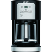 Krups EC321050 12 Cup Thermobrew Programmable Coffee Maker