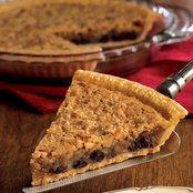 Kern's Kitchen Derby Pie Chocolate Nut Pie, 2 Pies, 20 oz. each