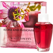 Bath & Body Works Wallflower Refill, Aloha Kiwi Passionfruit 2 pk.