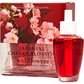 Bath & Body Works Wallflower Refill, Japanese Cherry Blossom 2 pk.