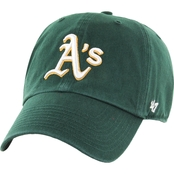 47 Brand MLB Oakland A's Clean Up Baseball Cap