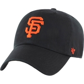 47 Brand MLB San Francisco Giants Clean Up Baseball Cap