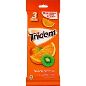 Trident Chewing Gum 3 pk.