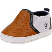 Beverly Hills Polo Club Infant Boys Slip On Sneaker Shoes