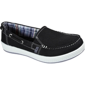 Skechers Bobs Marina Wading River Slip On Boat Shoes