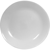Corelle Livingware Winter Frost White 10.25 in. Dinner Plate