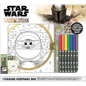 Star Wars Mandalorian Treasure Keepsake Box