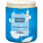 Bath & Body Works Fresh Start: Single Wick Candle Crystal Waters