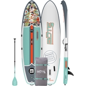 Bote Breeze 10 ft. 8 in.  Inflatable Stand Up Paddle Board Package