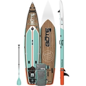 Bote Traveller 12 ft. 6 in. Classic Inflatable Stand Up Paddle Board Package