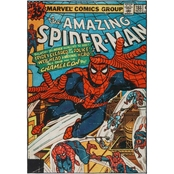 Marvel Spider-Man Comic Area Rug 54 x 78
