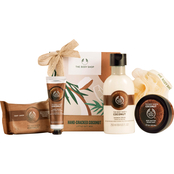 The Body Shop Hand-Cracked Coconut Little Gift Box