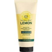 The Body Shop Lemon Protecting Hand and Body Lotion