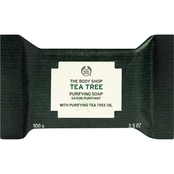 The Body Shop Tea Tree Purifying Soap