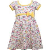Bonnie Jean Infant Girls Fit and Flare Dress