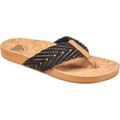 Reef Women's Cushion Strand Flip Flops