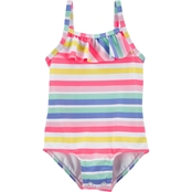 Carter's Infant Girls Rainbow 1 pc. Rashguard