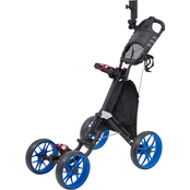 Sturgeon Creek Four Wheeled Folding Push Cart
