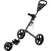 Sturgeon Creek Three Wheeled Folding Push Cart