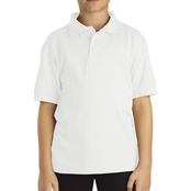Dickies Boys Pique Polo Shirt