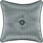 J. Queen New York Nicolette 16 in. Square Decorative Throw Pillow