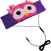 Contixo Kids H1 Fleece Owl Headphones