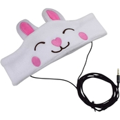 Contixo Kids H1 Fleece Rabbit Headphones