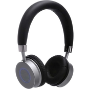 Contixo Kids KB200 Premium Bluetooth Wireless Headphones with Microphone, Black