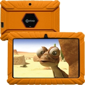 Contixo Kids V8 2 16 GB Tablet 7 in., Orange