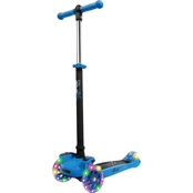 Hurtle Blue Scootkid Mini Toy Scooter
