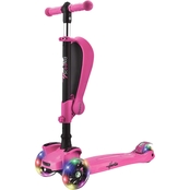 Hurtle Kids ScootKid Mini Toy Scooter, Pink