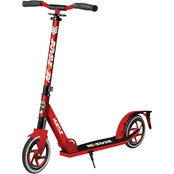 Hurtle Red Renegade Foldable Kick Scooter