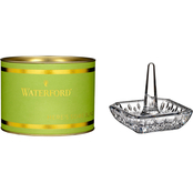 Waterford Giftology Lismore 3 in. Square Ring Holder