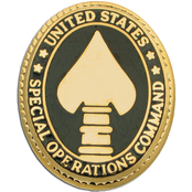 Army US Special Operations Command, Army Element Unit Crest