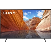 Sony 65 in. X80J Series 4K UHD HDR LED Smart TV KD65X80J
