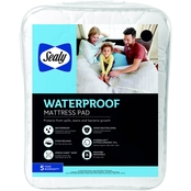 Sealy Waterproof+ Mattress Pad