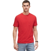 Nautica Active Stretch Crew Neck Tee