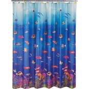 Allure Under The Sea Shower Curtain
