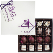 Fames Mother's Day Square Assortment 3 units, 8 oz. each