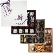 Fames' Mother's Day Artisan Grafted Chocolate 8 oz. Gift Box 3 pk.
