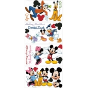 Roommates Mickey and Friends Decals