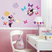 RoomMates Minnie Bowtique Wall Decals