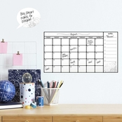 RoomMates Dry Erase Calendar Wall Decals