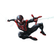 RoomMates Spider-Man Miles Morales Giant Wall Decals