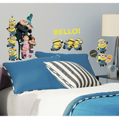 RoomMates Despicable Me 2 Decals