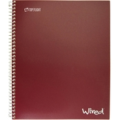 Top Flight Wirebound 11 x 9.5 in. Notebook 100 Sheets